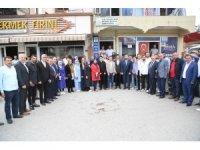 AK Parti Milletvekili adayları Sapanca'da tanıtıldı
