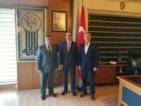 Öz Taşıma-İş Sendikası Genel Başkanı Toruntay Konya'daki üyeleriyle iftarda buluştu