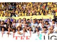 Tarsus İdman Yurdu 2. Lig'de