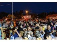 Başkan Büyükkılıç Turan Mahallesinde iftar açtı
