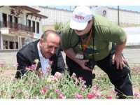 ZİÇEV öğrencileri sevgi çiçekleri koruma alanını gezdi