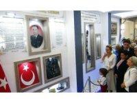 Şehit Binbaşının ismi okuduğu okula verildi