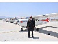 Türk Hava Yolları Uçuş Akademisi'nde 71. Filo mezuniyet töreni yapıldı