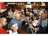 Kilis'te ramazan etkinliği sürüyor