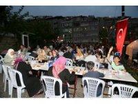 Emir Sultan´da ramazan bereketi