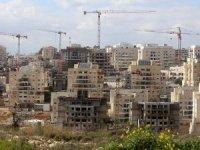 İsrail'den Batı Şeria'da yasa dışı 3 bin 900 konut planı
