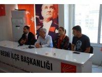 """CHP Milletvekili Adayı Hakan Kılınç: """"Hemşerilerimin hizmetkarlığına adayım"""""""