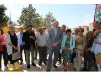 Yenikent'te kadınlardan yıl sonu sergisi