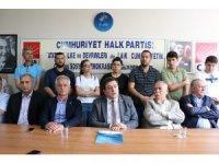"""CHP Genel Başkan Yardımcısı Erkek: """"Eşit, adil, özgür bir seçim istiyorsanız, önce OHAL kaldırılmalıydı"""""""