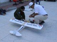 Öğrenciler İnsansız Hava Aracı yaptı
