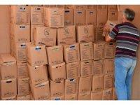 Ünye Belediyesinden 3 bin 500 ailenin sofrasına destek