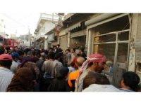 El Bab'da patlama: 4 yaralı