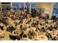 Erçallar'dan muhteşem iftar organizasyonu