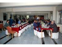 Bitlis'teki Kanaat Önderleri iftar yemeğinde bir araya geldi