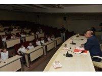 Başkan Arslan, yerel yönetimleri anlattı