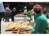 """Elazığ'da Ramazan'ın vazgeçilmezi """"Nohut Ekmeği"""""""