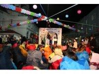 Çekmeköy 'de Çocuk Ramazan Sokağı açıldı