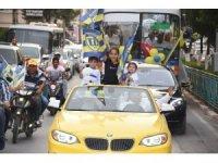 Tarsus İdman Yurdu şampiyonluğu kutladı