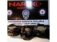 İskenderun'da uyuşturucu operasyonları: 12 gözaltı