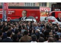 """Çetinkaya: """"Türkiye kader seçiminin eşiğinde"""""""