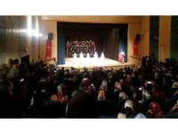Tatvan'da minik öğrenciler için mezuniyet programı