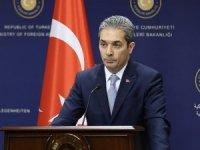 Dışişleri Bakanlığı Sözcüsü Aksoy: Karşılık vermeye mecbur kalırız
