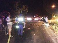 Alkollü sürücü dehşeti: 1 ölü, 1 ağır yaralı