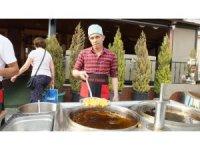 Burhaniyeli fırıncının ucuz pide kampanyası vatandaşı sevindirdi
