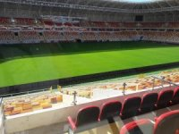 Evkur Yeni Malatyaspor'da locar hazır hale getirildi
