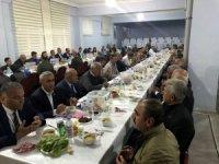 Kuluncak Kaymakamlığından kamu çalışanlarına iftar