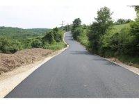 Ferizli Hocaoğlu'nda asfalt serimi tamamlandı