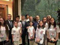 """Bakanlar'dan """"hayalimdeki Türkiye"""" projesine destek"""