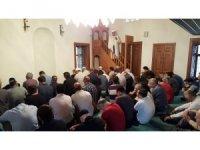 Restorasyonu tamamlanan Mimar Sinan'ın eseri Davutağa Camii yeniden ibadete açıldı