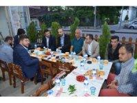 Anadolu Selçuklu Ocaklarından iftar programı