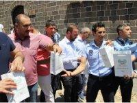 Yenişehir belediyesinden 500 kişiye ikram