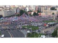 İYİ Parti Genel Başkanı Meral Akşener Kayseri'de ekonomi politikalarını eleştirdi.