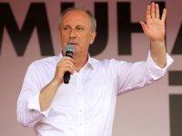 CHP'nin cumhurbaşkanı adayı İnce: Siz marka oluşturacaksınız Türkiye kazanacak