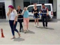 Kuşadası'nda otele fuhuş operasyonu: 5 gözaltı