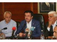 Bakan Zeybekci'den döviz kuruna ilişkin açıklama