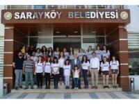 Sarayköy Belediyesi'ni temsil edecekler