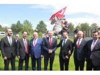 AK Parti Erzincan adayları seçmeniyle buluştu