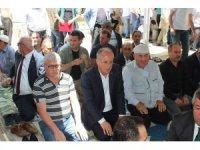 CHP'nin cumhurbaşkanı adayı Muharrem İnce Uşak'ta halka seslendi