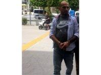 Cinayet zanlısı Manavgat'ta yakalandı