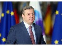 Gürcistan Başbakanı Kvirikaşvili'den Türkiye'ye teşekkür