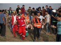 Gazze'de şehit sayısı 115'e yükseldi