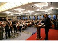Bakan Tüfenkci, AK Parti iftarına katıldı