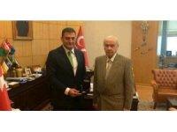 MHP Bursa 2. Bölgede 4. sıradan Muhammet Tekin aday oldu