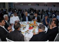 Kdz. Ereğli Kaymakamlığı şehit aileleri ve gazilere iftar