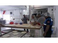 Mut'ta fırınlara ramazan denetimi