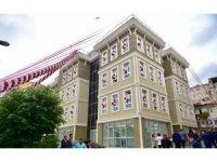 Fatih'in 7'nci semt konağı olan Dervişali Semt Konağı hizmete açıldı